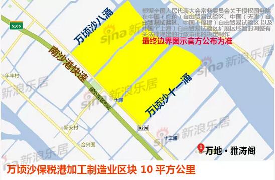 区块旁:万地雅涛阁 深圳前海蛇口片区