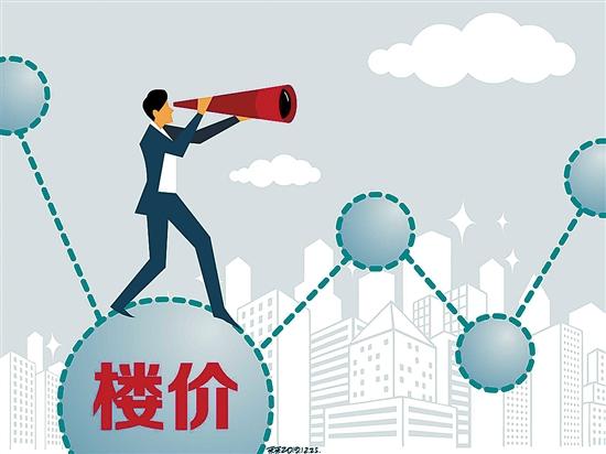 2020年广州楼价:整体持平,六区微涨